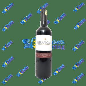 Miraflores Vino Tinto Cabernet Sauvignon 750 ml