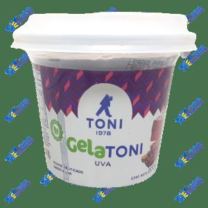 Toni Gelatoni Gelatina en Postre de Uva 200 ml