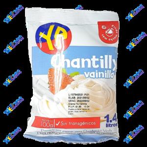 Ya Premezcla Para Crema Chantilly de Vainilla 100 gr