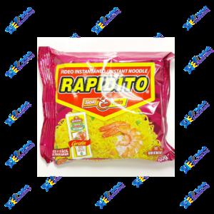 Oriental Rapidito fideo instantáneo camarón 100 g