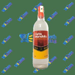 Caña Manabita Aguardiente Especial Faja Negra 750 ml