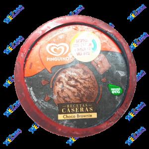 Pingüino Choco Brownie Helado Tarrina 900ml