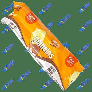 Pingüino Gemelo Helado de Paleta Chocolate Leche 100 ml