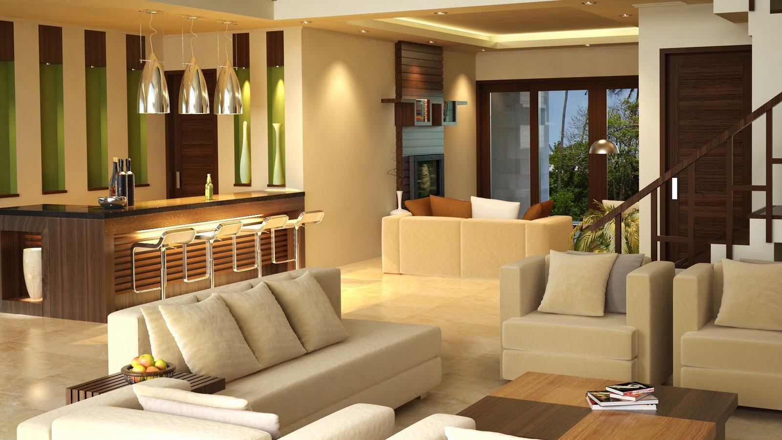 Interior Ruang Tamu Minimalis  yulip6293