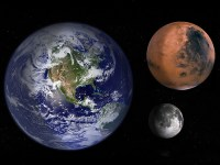 Приближение Марса