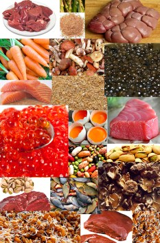 Витамин В5 | продукты | Vitamin B5 | Products