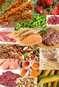 Витамин В7 | продукты | Vitamin B7 | Products