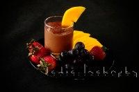 recipes | рецепты | полезное питание | шоколадный мусс