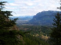 Awesome views from Rattlesnake Ledge