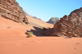 Wadi Rum - Planet Mars on Earth