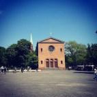 Nazareth Church at Leopoldplatz