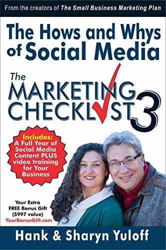 The Hows and Whys of Social Media for business book