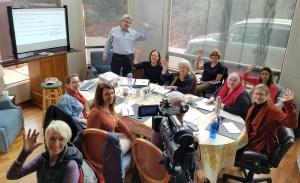 Sharyn and Hank Yuloff shooting marketing tips video