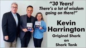 Yuloff Creative with Kevin Harrington of Shark Tank