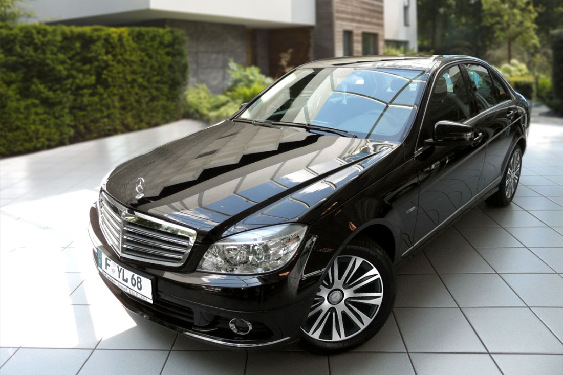 新入手Mercedes