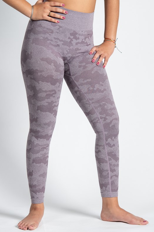 High-Waist Adventurous Legging – Camo Quartz