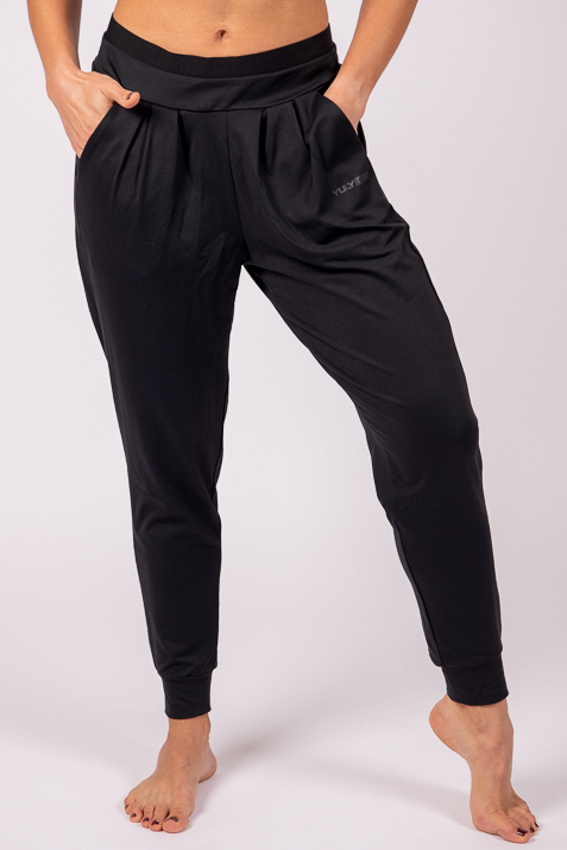 Free Spirit  Joggers – Midnight Black