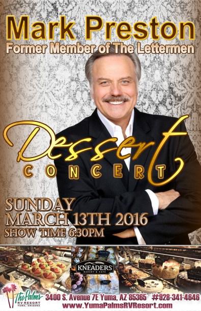 2016-03-13 Mark Preston Dessert Concert