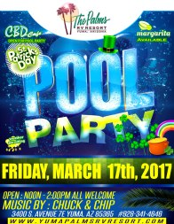 2017-03-17 Pool Party