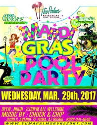 2017-03-29 Pool Party