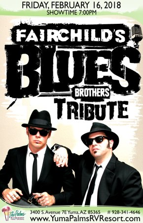 2018-02-16 Blues Brothers – Tribute Concert