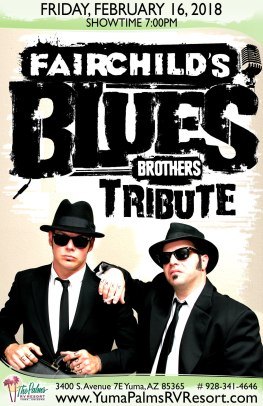 2018-02-16 Blues Brothers - Tribute Concert