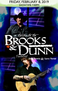 2019-02-08 A Brooks & Dunn Tribute