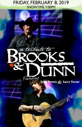2019-02-08 A Brooks & Dunn Tribute