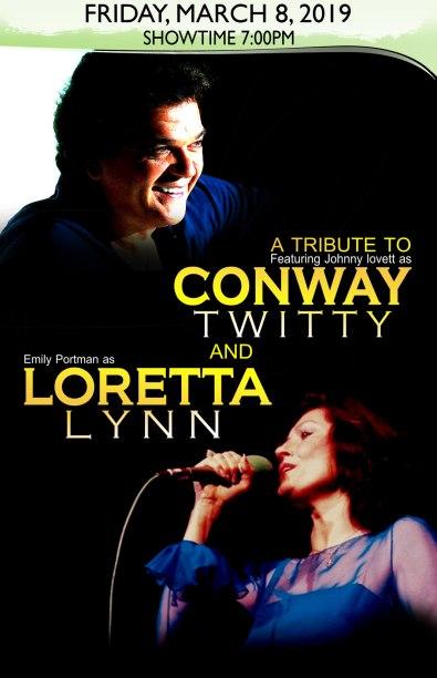2019-03-08 Conway Twitty & Loretta Lyn Tribute