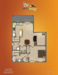 Villa 116 Floorplan