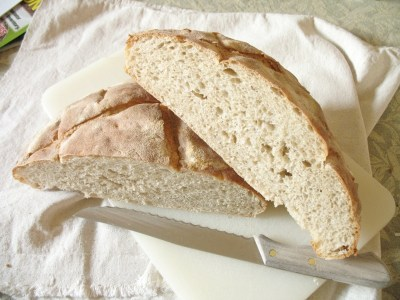 Round 7: Round loaf crumb - Click to embiggen