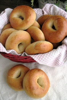 Reinhart bagels from BBA