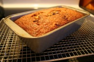 10 Minute Banana Loaf