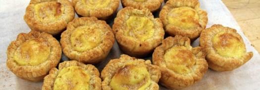 VIU Pastry: Pastei