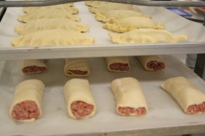 VIU Pastry: Pasties and Sausage Rolls