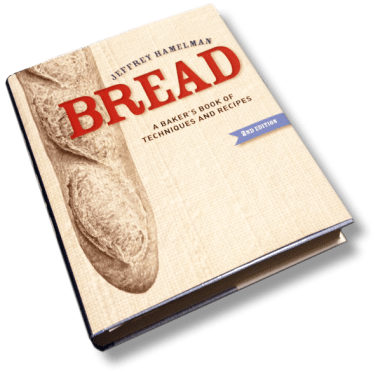 BREAD by Jeffrey Hamelman, 2nd Edition