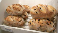 Sourdugh Fig & Walnut, Kalamata loaves