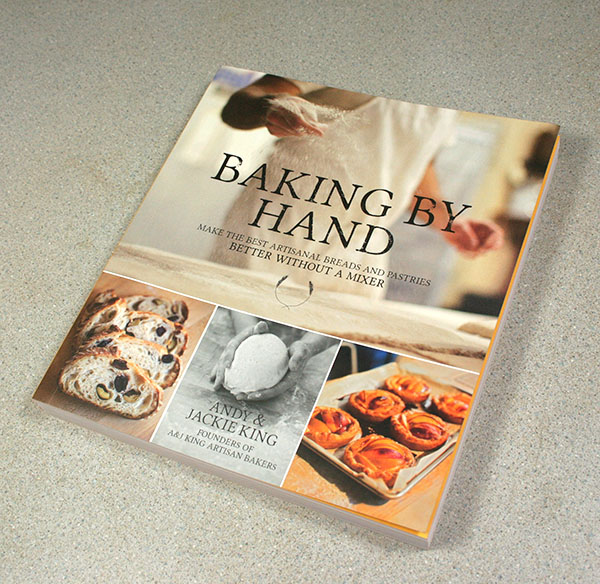 Baking By Hand Give-Away!