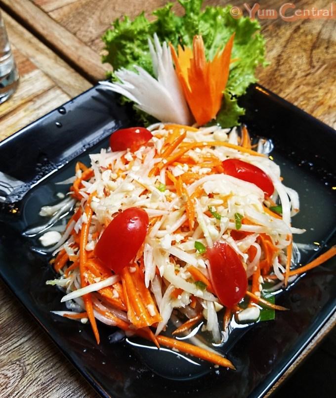 Somtam Salad