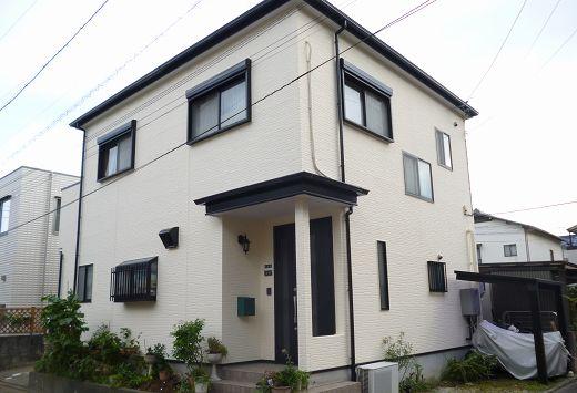 静岡市清水区 外壁屋根塗装 ガイナ塗装