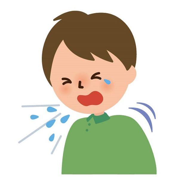 原因不明の咳