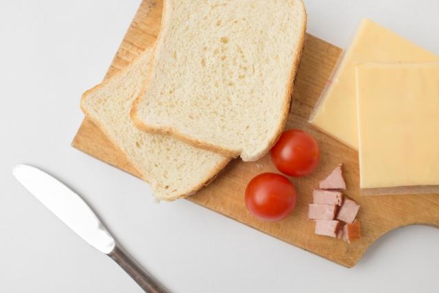 サンドイッチを作る夢