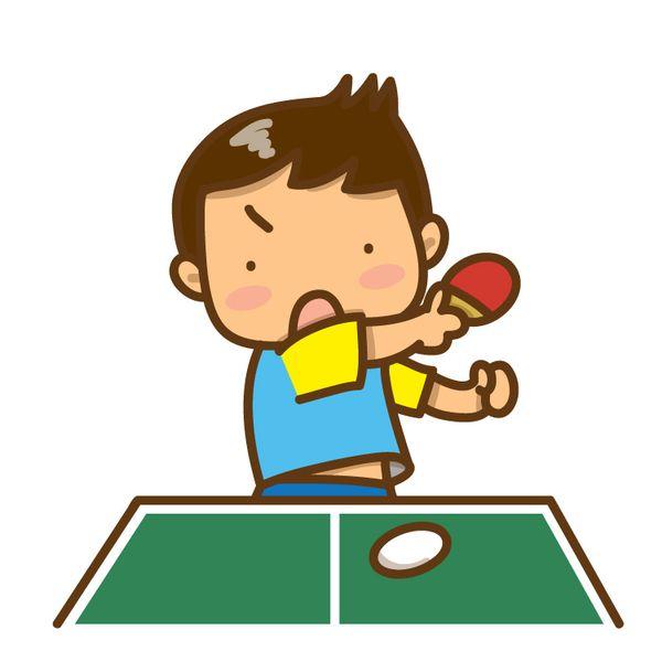 卓球で勝つ