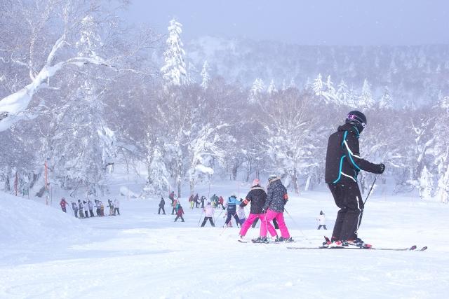 スキー・スノーボードをプロ並みに滑る