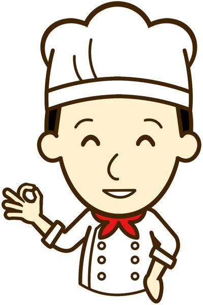 プロの料理人の料理を食べる