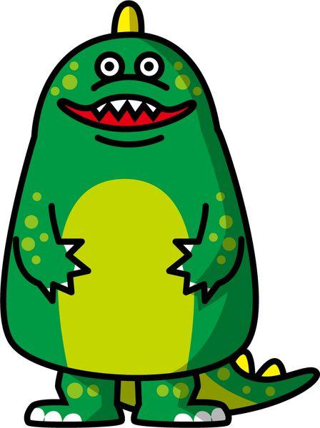 怖くない恐竜