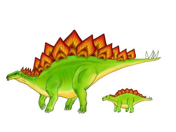 小さい恐竜
