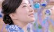 菅野美穂の浴衣が可愛い!汗崩れしないプリマヴィスタのパウダーファンデーションCM!