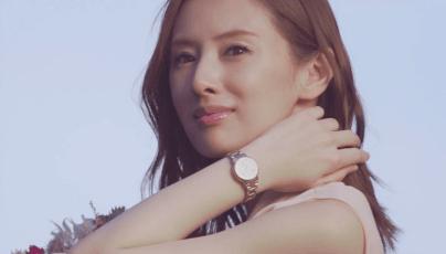 女性の肌を明るく美しく!シチズン腕時計クロスシーから新色サクラピンク登場!