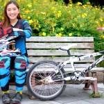 BMXライダー朝比奈綾香のみらいのつくりかた!出身高校や大学も!